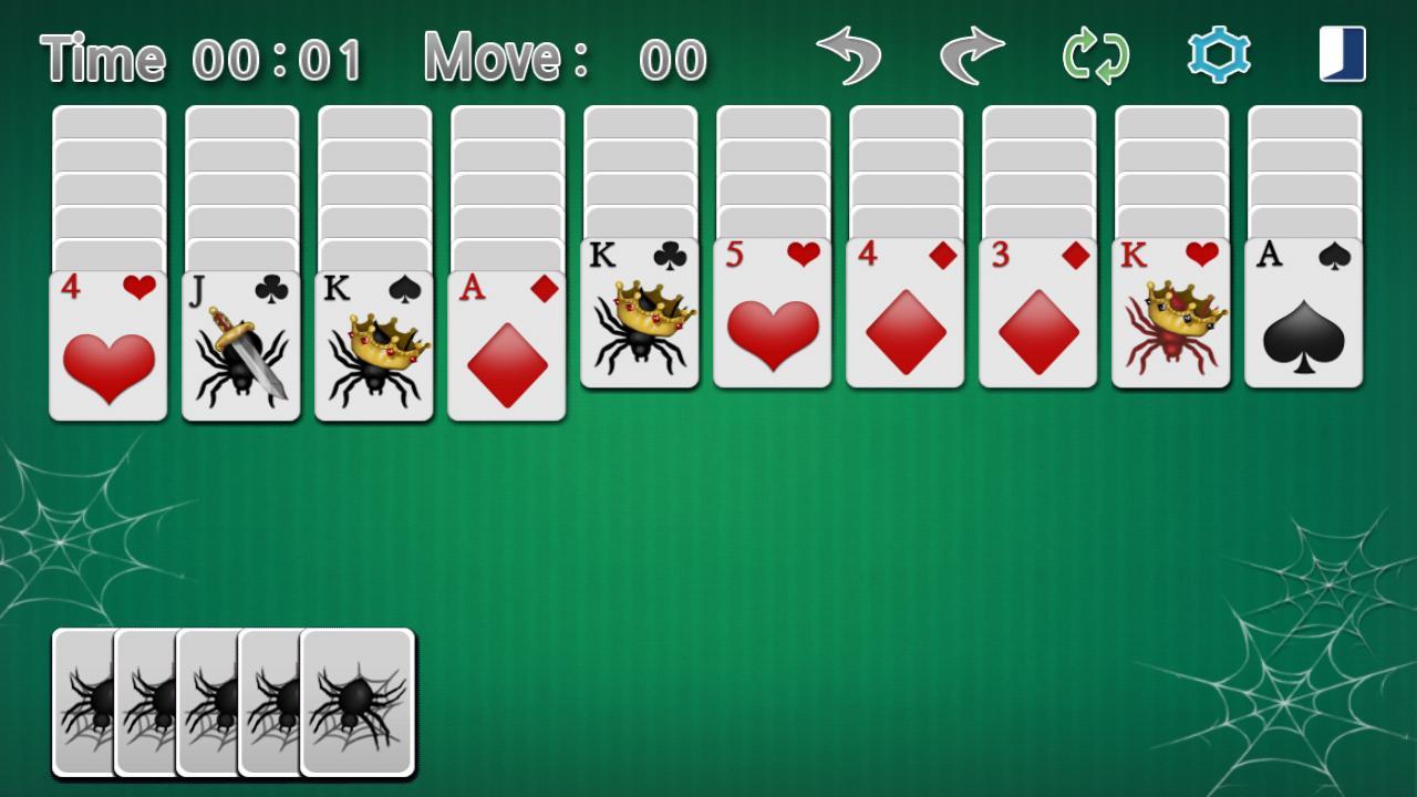 蜘蛛纸牌在线玩赢红包大奖  图文简介:蜘蛛纸牌在线玩娱乐,试讲扑克牌